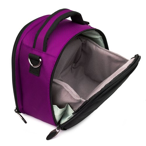 32 Best Compliments Of Purple Images On Pinterest: PURPLE PLUM Travel Luxury VanGoddy Laurel Compact DSLR