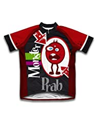 Mr. Monster Prab Short Sleeve Cycling Jersey for Women