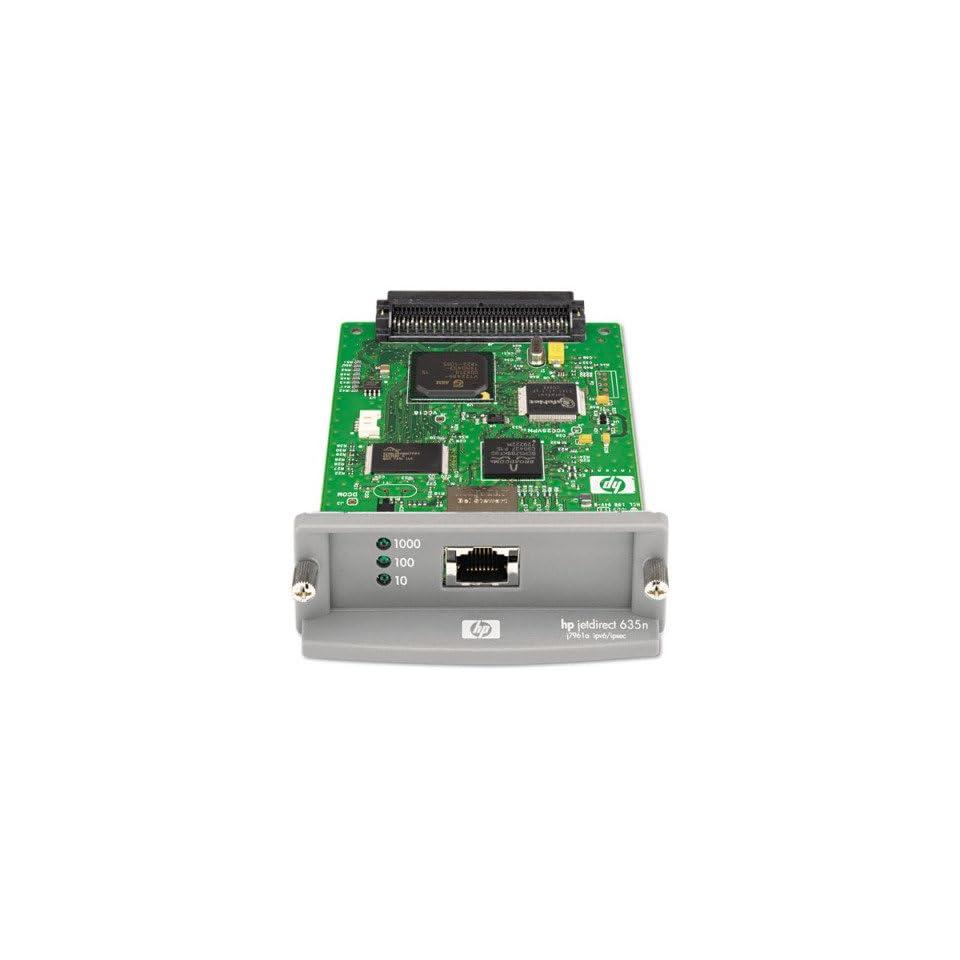 HP Jetdirect 635n IPv6//IPsec Print Server HEWJ7961G