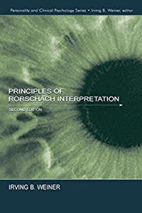 Principles of Rorschach Interpretation (Personality and Clinical Psychology Series)