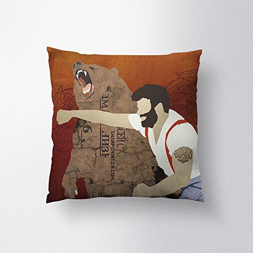 Sharp Shirter Haymaker Throw Pillow - 18