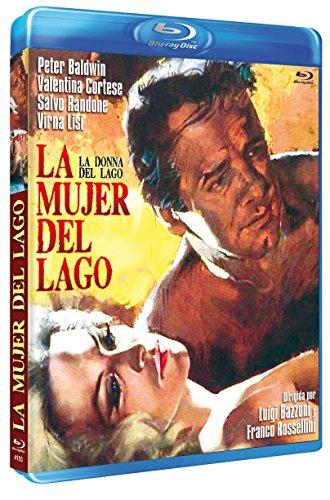 La Mujer del Lago  BD 1965 La donna del lago [Edizione: Spagna]
