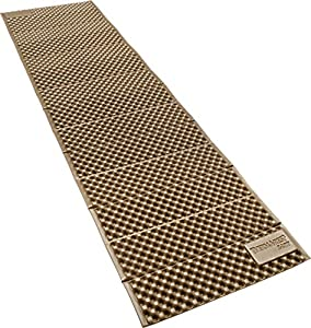 Therm-a-Rest Z-Lite Sleeping Pad (Regular, Coyote/Gray)