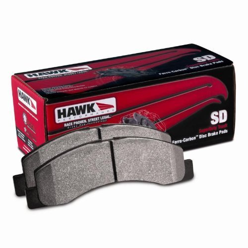 Hawk Performance Hb337P.791 Superduty Brake Pad