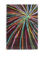 Padiro Alfombra Reggae 613 (Multicolor)