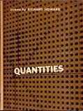 Quantities (Wesleyan Poetry Program) (0819510165) by Howard, Richard