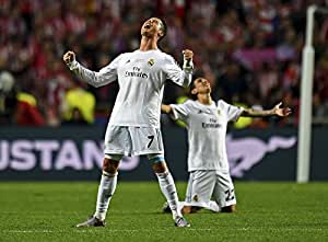 Amazon.com: Cristiano Ronaldo - Real Madrid Portugal #30 - 36X48