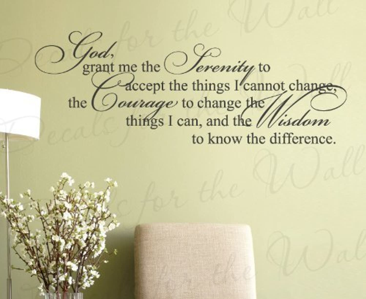 Unique Serenity Prayer Wall Art Pictures - Wall Art Collections ...