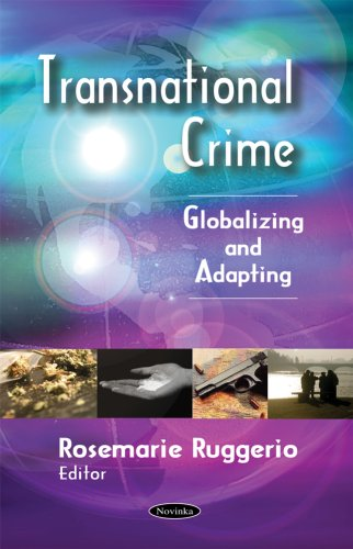 Image for Transnational Crime: Globalizing and Adapting
