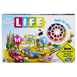 Game of Life from Hasbro Games