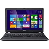 Acer Aspire ES1 15.6-Inch Notebook (Black) - (Intel Celeron N2840 2.16 GHz, 4 GB RAM, 1 TB HDD, DVDRW, LAN, WLAN, Webcam, Integrated Graphics, Windows 8.1)