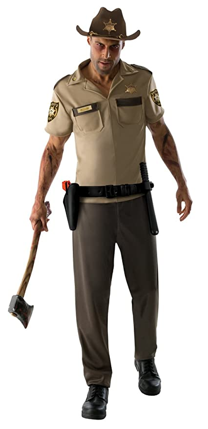 The Walking Dead Rick Grimes Adult Costume