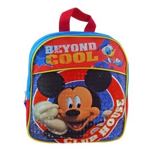 Disney Boys Mickey Mouse Mini Backpack - 1