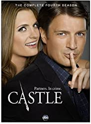 Castle: The Complete Fourth Season - DVD Box Set