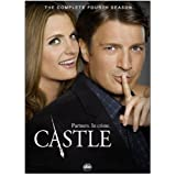 Castle: The Complete Fourth Season - DVD Box Setby Nathan Fillion