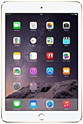 Apple MGYE2LL/A Tablet (7.9 inch, 16GB, Wi-Fi), Gold