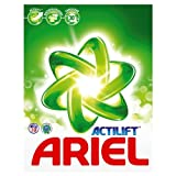 Ariel Actilift Powder Ariel Biological 10 Washes 800g (Pack of 6)