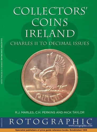 Collectors' Coins Ireland: 1660 - 2000