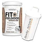 Layenberger Fit + Feelgood Schlankdi�t Schoko-Nuss 430 g plus Shaker Bild