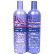 Clairol Shimmer Lights 16 oz. Shampoo…