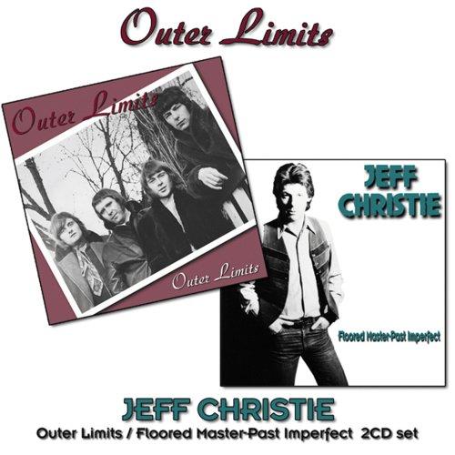 (Rock, Pop-Rock) Outer Limits/Jeff Christie - Записи Джеффа Кристи 1966-1968, 1978-1980 (2 CD) - 2008, FLAC (image+.cue), lossless
