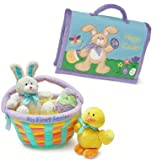 My First Easter Basket & Photo Album Gift Bundle
