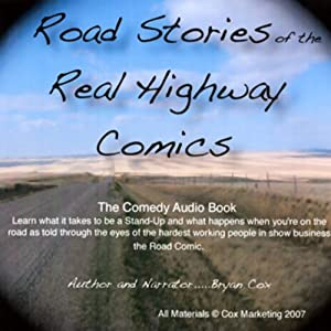 Road Stories of the Real Highway Comics Audiobook
