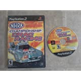 NHRA Championship Drag Racing - PlayStation 2