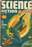 Science Fiction Quarterly. Aug, 1952