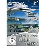 "Flight Simulator X - Mission Pack: Flight Tales 1von ""Aerosoft GmbH"""