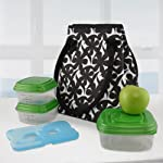 Dakota Insulated Lunch Bag Kit with Fresh Selects Set