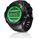 Pyle Multi-Function Sleep Monitor/Pedometer Step Counter/LED Backlight Sports Wrist Watch
