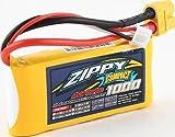 Compact 7.4V 1000mAh 40C50C リポ ZIPPY