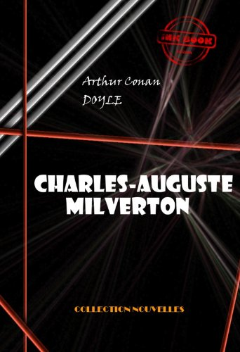 Couverture du livre Charles-Auguste Milverton (avec illustrations)