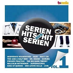 TV-Media - Serienhits aus Hitserien Vol.1