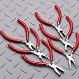 Clarke CHT111 6 Pce Mini Plier Set