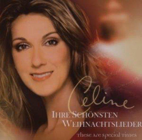 CD : Celine Dion - Ihre Schoensten Weihna (Germany - Import)