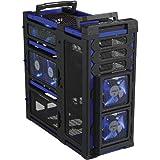 ANTEC レイアウトを自在にカスタマイズ可能なオープンブルーフレームのモジュラーPCケース LANBOYAIR-BLUE