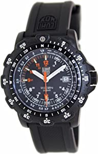 Buy Luminox Recon Point Man 45mm Watch - Black Dial, Polyurethane Strap 8822.MI by Luminox