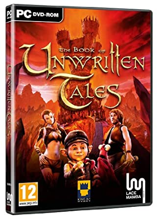 The Book of Unwritten Tales (PC - DVD)