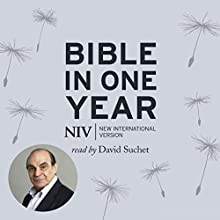 NIV Audio Bible in One Year Read by David Suchet | Livre audio Auteur(s) :  New International Version Narrateur(s) : David Suchet, Jane Collingwood
