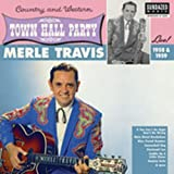 echange, troc Merle Travis - Live at Town Hall Party 1958 & 1959