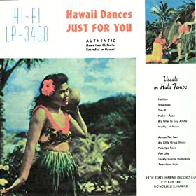 Hawaii Dances Just for You