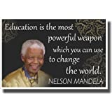 Nelson Mandela 6 - NEW Famous Person Poster
