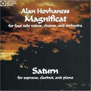 Hovhaness: Magnificat, Op.157/Saturn, Op.243