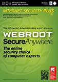 Webroot SecureAnywhere Internet Security Plus 2013 - 3 Devices