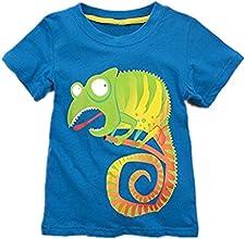 Baby Box Little Boys39 kids short sleeve T-Shirts