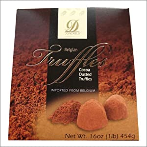 belgian chocolate brands: Belgian Chocolate Cocoa Dusted ...