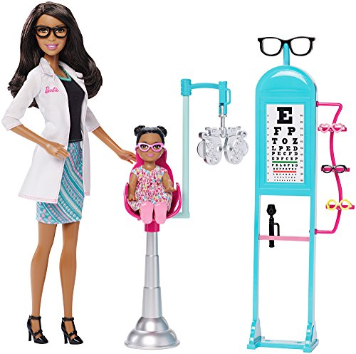 Barbie Careers Doctor Doll Playset