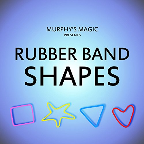 MMS Rubber Band Shapes (Star) - Trick